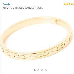 Coach NWT bracelet